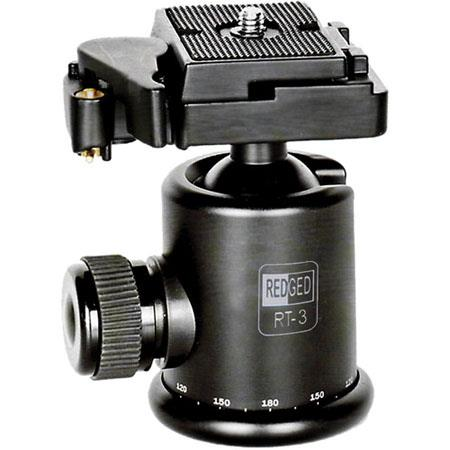 Redged T Series RT Professional Ball Head Quick Release lb Load Capacity 15 - 60