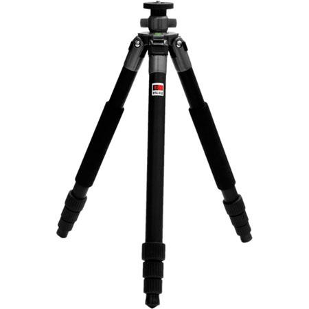 Redged RTA Steady Section Aluminum Tripod MaHeight Supports lbs 130 - 369