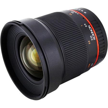 Rokinon F ED AS UMC CS Lens Micro Four Thirds Mount Cameras 235 - 653