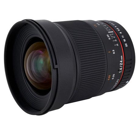 Rokinon f Aspherical Wide Angle Lens Sony Alpha 95 - 546