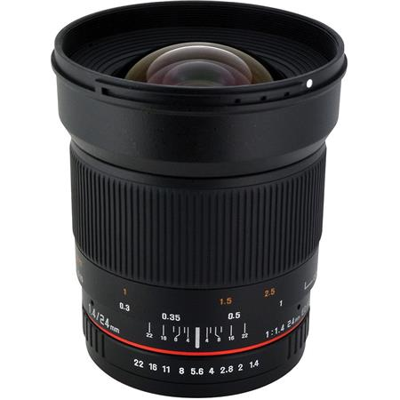 Rokinon f ED AS UMC Wide Angle Lens Nikon 97 - 354