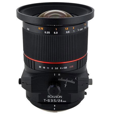 Rokinon TSLM P f Tilt Shift Lens PentaKAF Camera 90 - 531