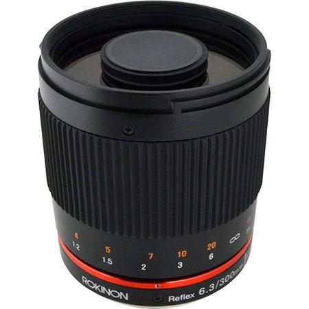 Rokinon Reflef ED UMC CS Lens Fujifilm Mount  196 - 753