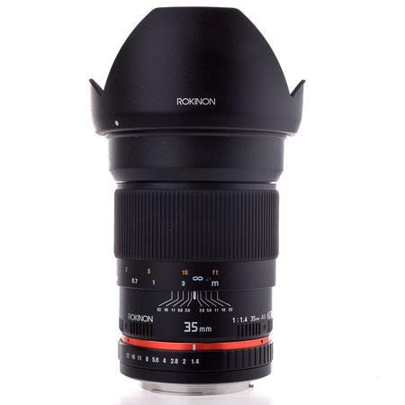 Rokinon f Manual Focus Lens Sony DSLR Cameras 98 - 59
