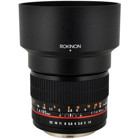 Rokinon f Aspherical Lens Canon DSLR Cameras 271 - 82