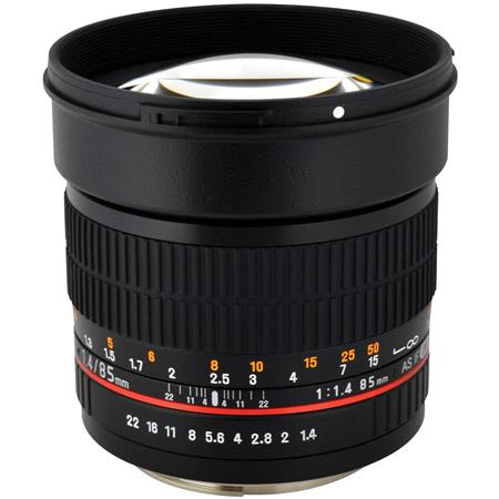 Rokinon f Aspherical Lens PentaDSLR Cameras 49 - 487