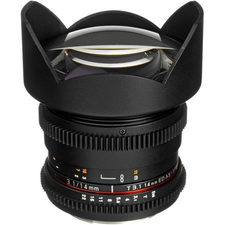Rokinon T Cine Lens Canon EF Mount 30 - 430