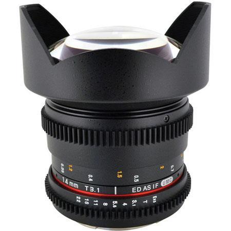 Rokinon T Cine Lens Nikon F Mount 30 - 430