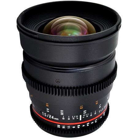 Rokinon T Cine Lens Nikon F Mount 83 - 121