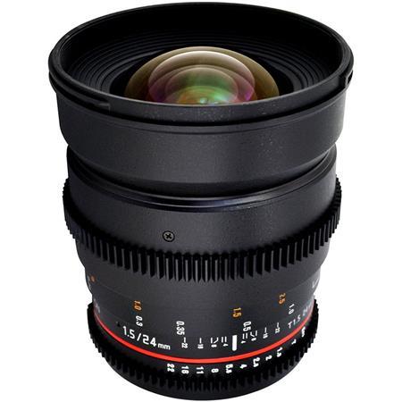 Rokinon T Cine Lens Sony E 83 - 121