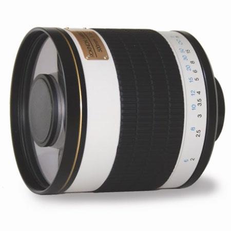Rokinon f Multi Coated ED Mirror Lens  58 - 546
