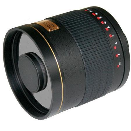 Rokinon f Multi Coated ED Mirror Lens  148 - 663