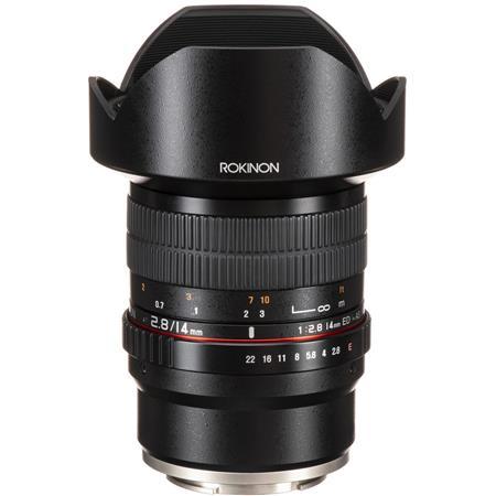ROKINON F AS IF ED UMC Super Wide Angle Lens Sony E Mount 269 - 338