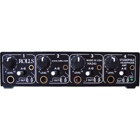Rolls HA Channel Studiophile Headphone Amplifier 58 - 546