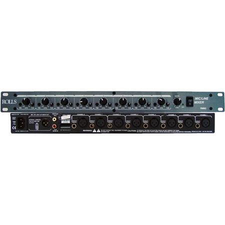 Rolls RM Channel Microphone and Line Mixer 220 - 743