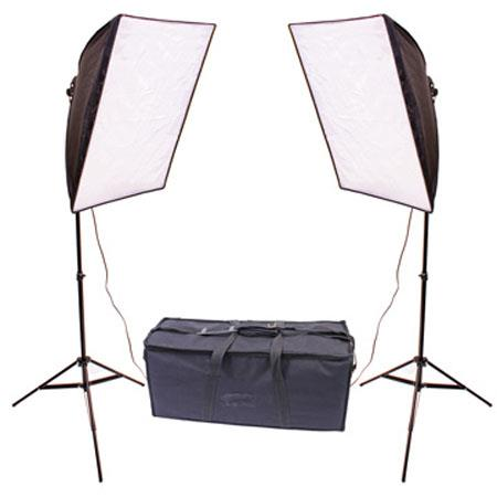 RPS Studio Dual Square Folding SoftboKit 177 - 198