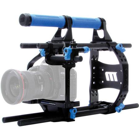 Redrock Micro ultraCage blue DSLR Studio Bundle 75 - 570