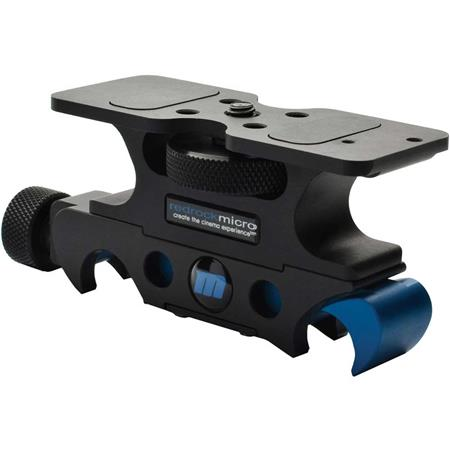 Redrock Micro DSLR Baseplate Quick Release Rod Locking System 145 - 310