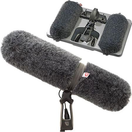 Rycote S Series Windshield Kit Shotgun Microphones Uptomm Length 229 - 454