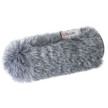Rycote Softie Long Hair Wind Diffusion cm Long Medium Hole Front Only 106 - 599