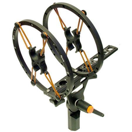 Rycote Module Stereo Suspension Sennheiser MKHMKHMKHMKH Mics 43 - 275
