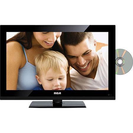 RCA LED Backlit Active MatriTFT LCD Display wDVD 214 - 253