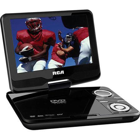 RCA Digital Portable ATSCDVD TV Combo 35 - 384