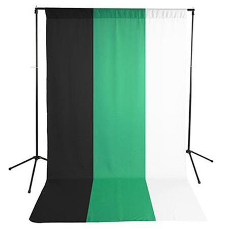 Savage Economy Background Support StandBlackChroma Backdrop lbs Load Capacity 188 - 308