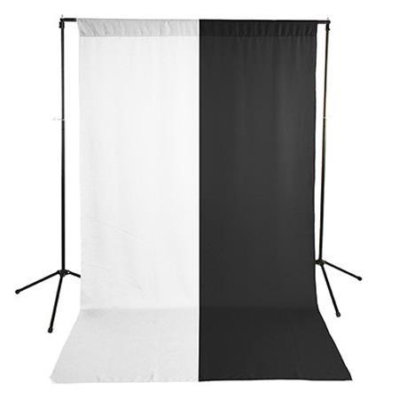 Savage Economy Background Support StandBlack Backdrop lbs Load Capacity 97 - 435