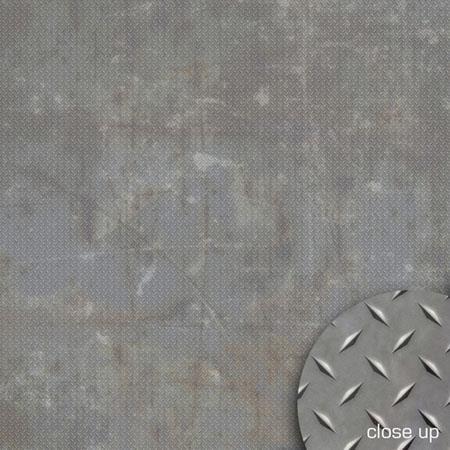 SavageFloor Drop Diamond Plate 86 - 307