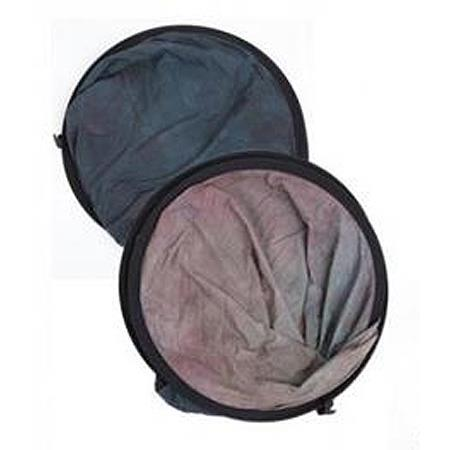 Savage InfinityCollapsible Disc Reversible Muslin Style Background Indigo Nights 242 - 375