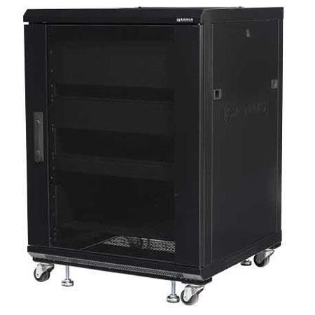 Sanus Systems CFR Tall AV U Component Rack Home Theater Equipment  295 - 191