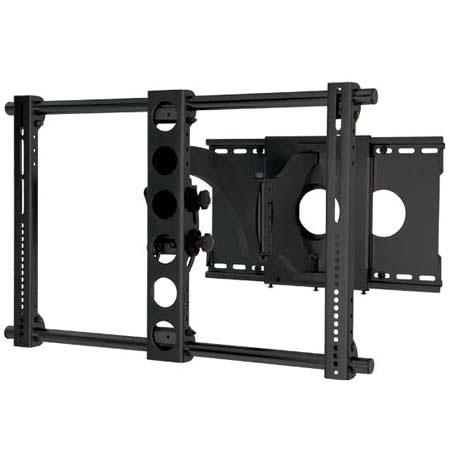 Sanus Systems VMAA B VisionMount Full Motion Wall Mount Large Size LCD TVs to Supports up to lbs Col 147 - 589
