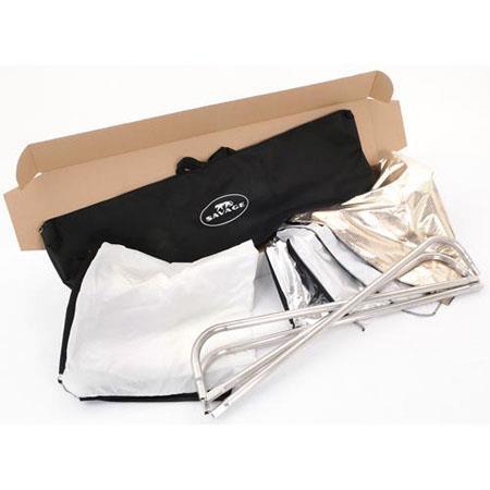 Savage SCKProScrim Standard Cool Reflector Kit Frame Textiles 117 - 150