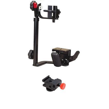 Stroboframe Pro RL Flash Bracket Shoe Mount Flash Adapter 109 - 422