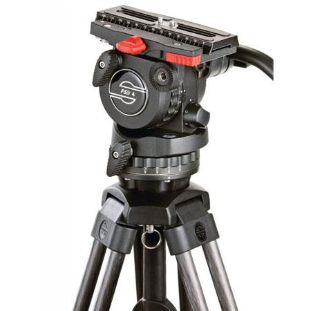 Sachtler FSB Fluid Head Camcorders and Video Enabled DSLR Supports lbs 208 - 93