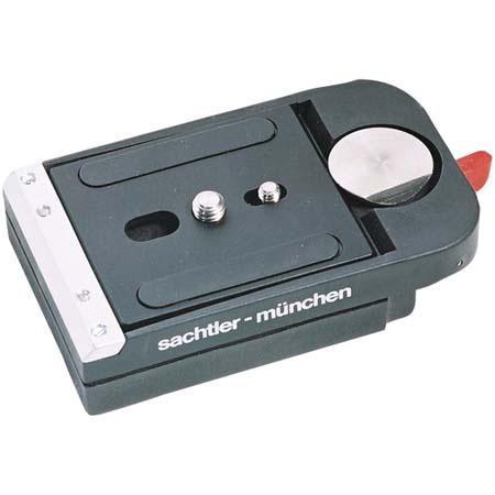 Sachtler Mini Sandwich Adapter Wedge Plate 324 - 785