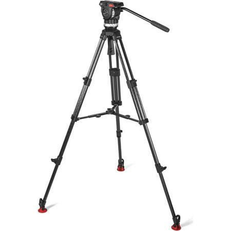 Sachtler System Ace L MS CF Tripod Head and Legs lbs Head lbs Legs Capacity MaHeight 146 - 3