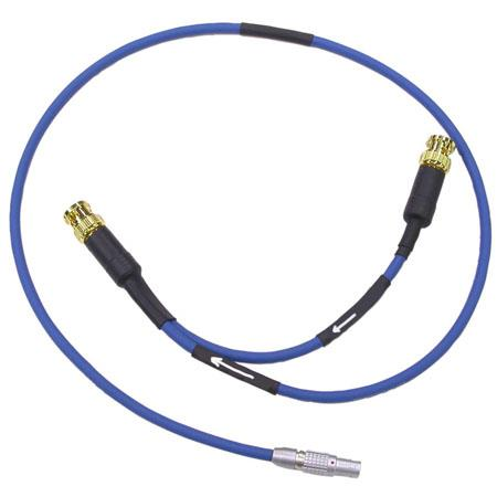 Sound Devices LEMO to BNC IO Cable 67 - 378