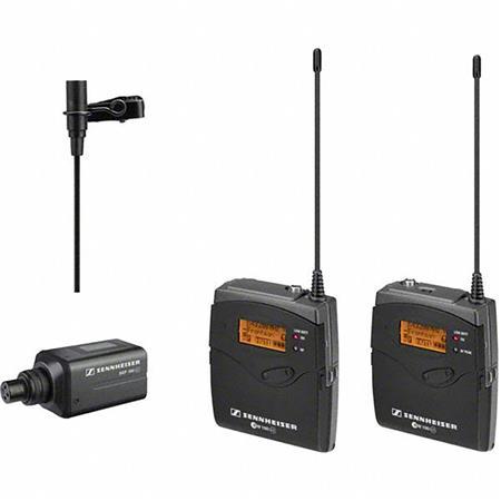 Sennheiser EWENGGA Wireless Microphone System EK Diversity Receiver Frequency Band A Frequency Range 155 - 53