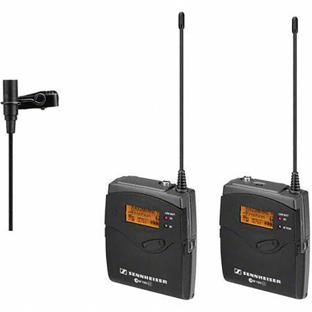 Sennheiser EWPGA Wireless Microphone Kit EK Diversity Receiver Frequency Band A Range MHZ 65 - 571