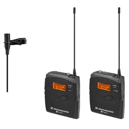 Sennheiser EWPGG Wireless Kit EK Diversity Receiver Frequency Band Range MHZ  65 - 571