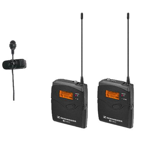 Sennheiser EWPGG Wireless Kit EK Diversity Receiver Frequency Band Range MHZ 215 - 539