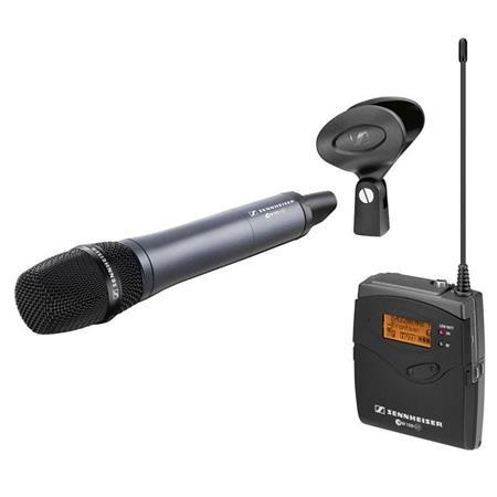 Sennheiser EWPGA Wireless Kit EK Diversity Receiver Frequency Band A Range MHZ 172 - 708