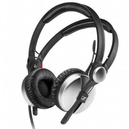 Sennheiser HD Aluminium Headphones Professional DJs 51 - 362