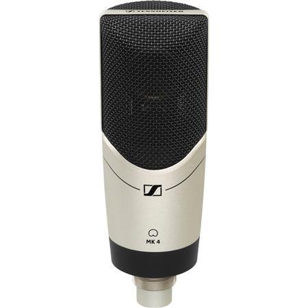 Sennheiser MK Studio Condenser Microphone Cardioid Polar Pattern 65 - 82