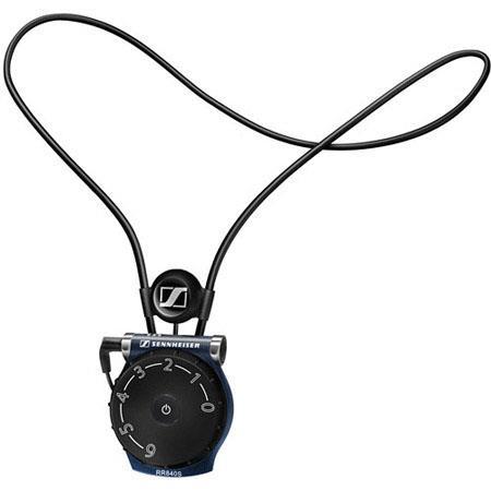 Sennheiser RRS Bodypack Stereo Stethophone Receiver Set S Hz kHz Frequency Response Plug 5 - 547
