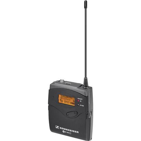 Sennheiser SK Wireless Bodypack Transmitter Frequency Range B MHz 137 - 302