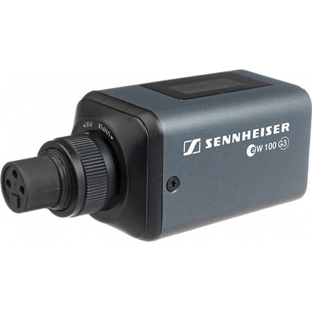 Sennheiser SKP Plug on Transmitter Dynamic Microphone Frequency Range B MHz 245 - 4