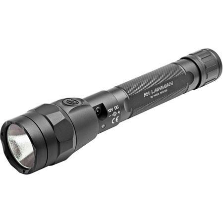 SureFire Lawman Rechargeable Variable Output LED Flashlight Lumens Maximum Output 118 - 2